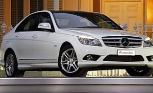Mercedes Rent a Car in Lahore