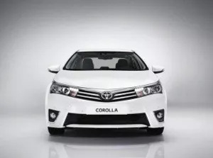 Toyota Corolla Rent a Car in Lahore