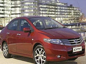 Honda City Rent a Car in Lahore